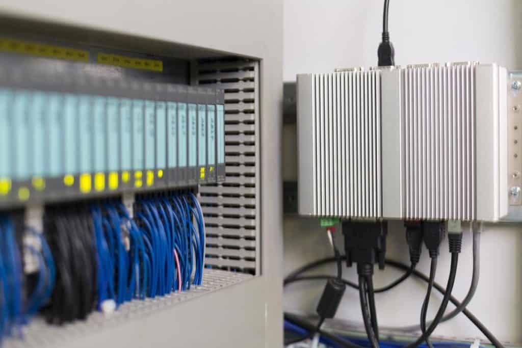 Siemens S7 SPS und ein PC