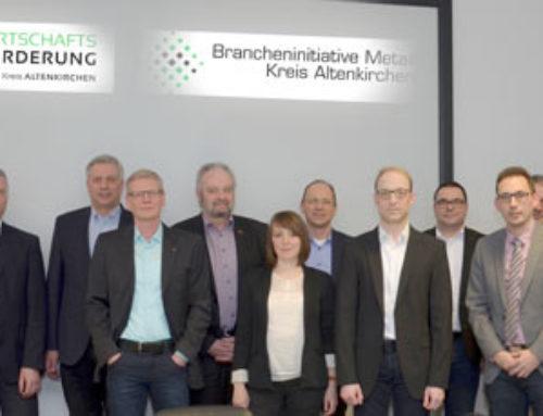 Mittelstand 4.0: MB Software wird Mitglied der Brancheninitiative Metall