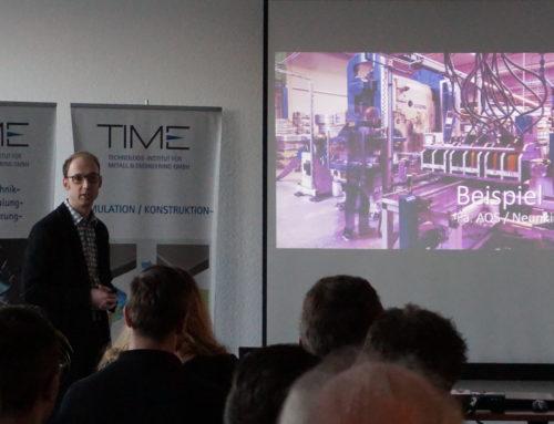 """Bericht zur Veranstaltung """"Digitalisierung des Maschinenparks unter dem Aspekt der IT-Sicherheit"""""""