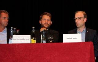 Markus Bläser bei Zukunftstag im Kulturwerk Wissen