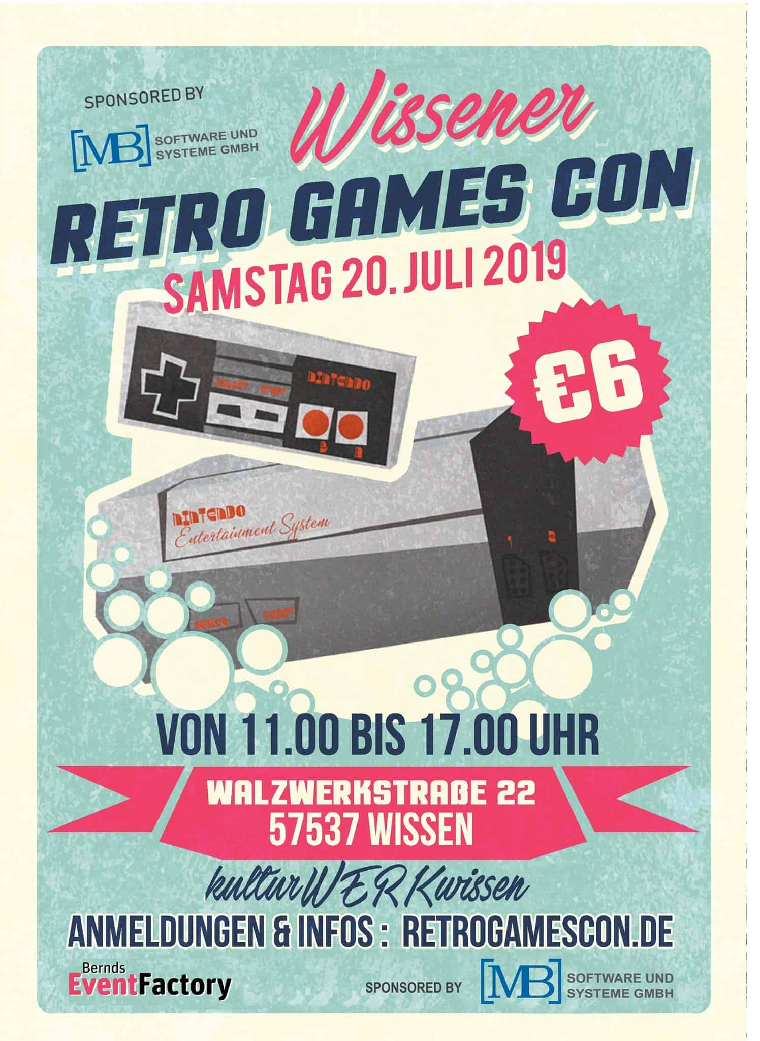 Wissener Retro Games Con
