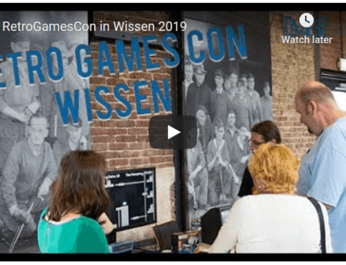 Wissener Retro Games Con 2019