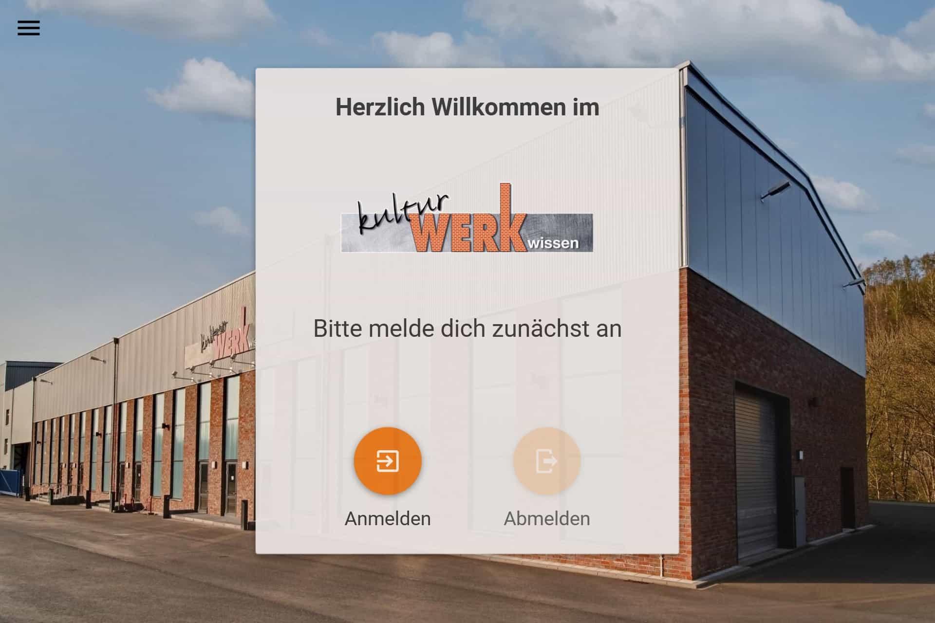 VisitorWelcome Start