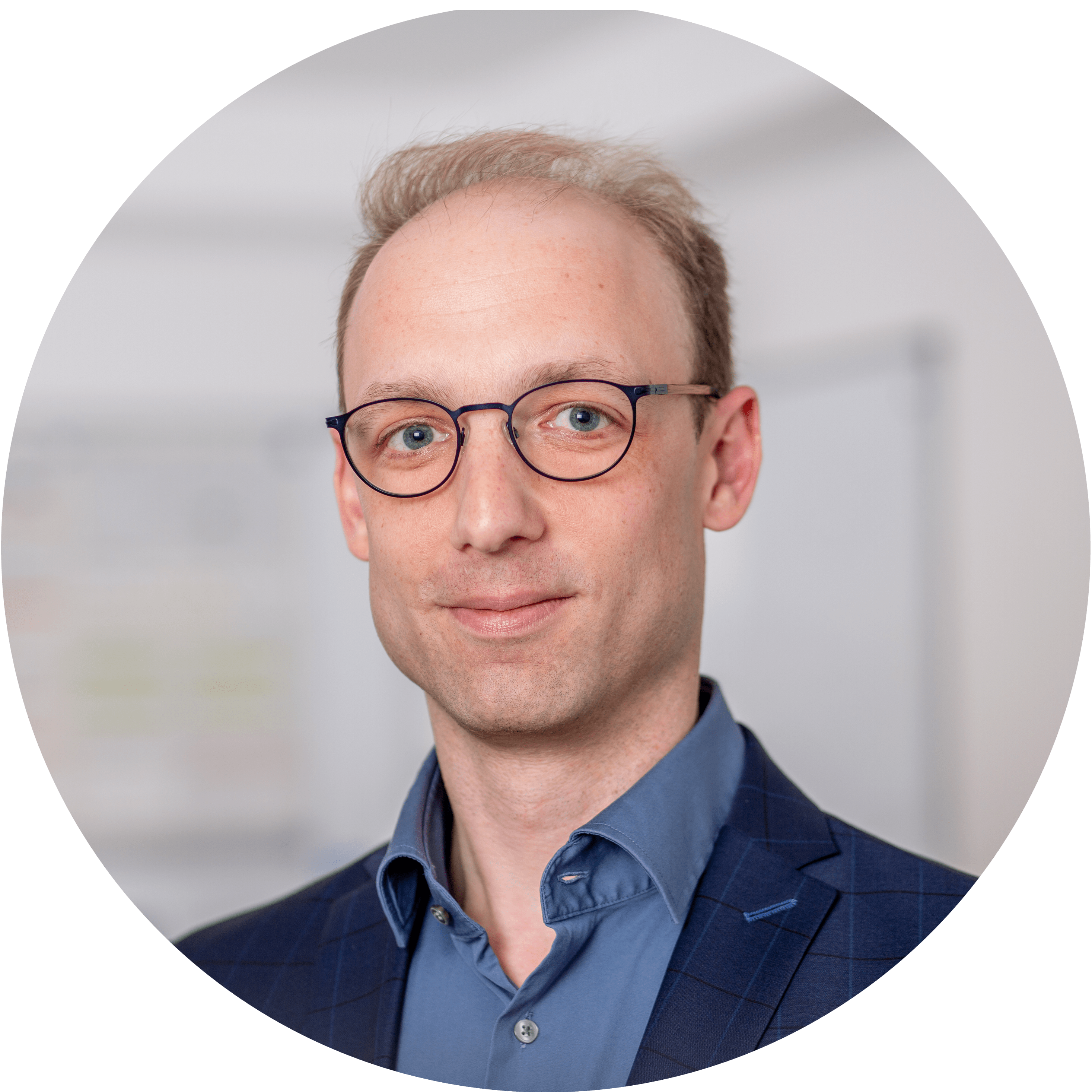 Markus Bläser - Geschäftsführer MB Software